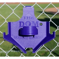 The DOM Purple Dugout Organizer