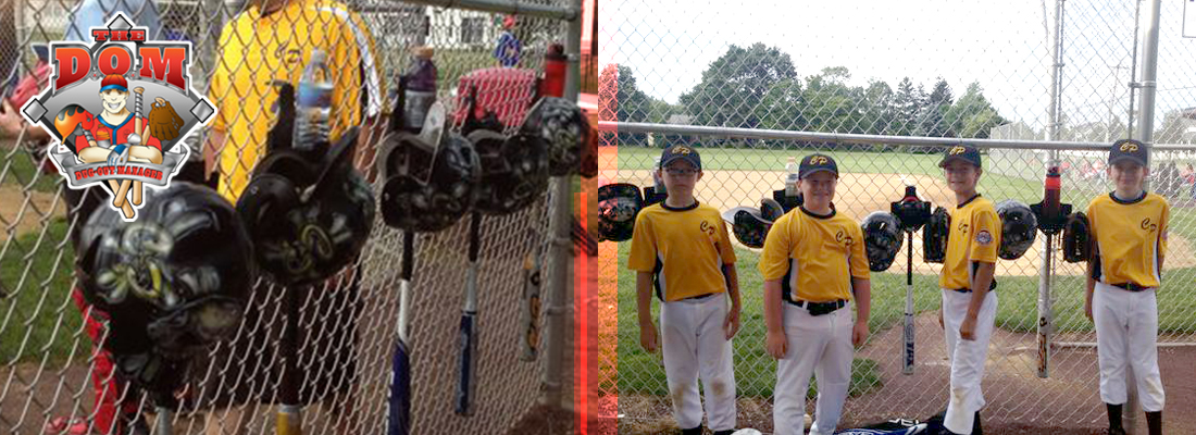 take care of your baseball equipment